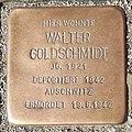 Stolperstein Verden - Walter Goldschmidt (1921).jpg