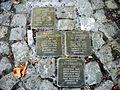 Stolpersteine Else Langstein, Helene Langstein, Ruth Langstein, Walter Langstein, Poppelsdorfer Allee 110, Bonn.JPG