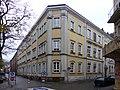 Stolpersteine Heidelberg, Wohnhaus Plöck 40 (1).jpg