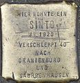 Stolpersteine Köln Sinto Elsaßstraße 37.jpg