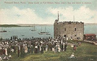 Fort William Henry (Pemaquid Beach, Maine)