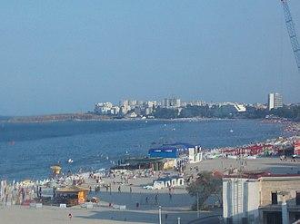 Mamaia - Image: Strand Mamaia