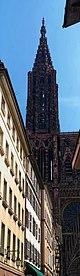 Strasbourg - Place Gutenberg - View through Rue Mercière I.jpg