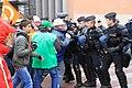 Strasbourg 6 février 2013 manifestation sidérurgistes ArcelorMittal 11.JPG