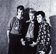 Stray Cats al Japó.