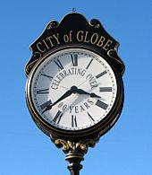 Street clock, Globe.jpg