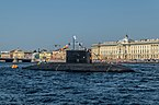 Submarine B-227 Vyborg in SPB.jpg