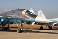 Sukhoi Su-34 Fullback 05 red (8581952017).jpg