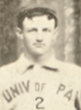 Sumner Bowman - Bowman with the University of Pennsylvania baseball team