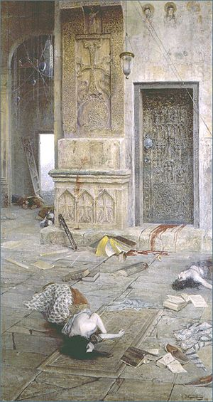 Vardges Sureniants - Image: Sureniants After the Massacre