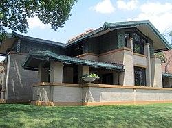 Dana–Thomas House - Wikipedia