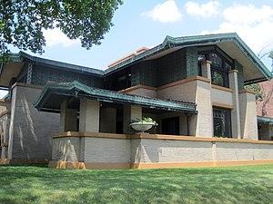 Dana–Thomas House - Dana-Thomas House