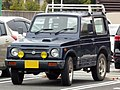 Suzuki Jimny Landventure (V-JA11V) front.jpg