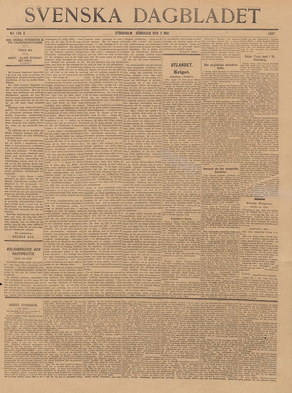 Svenska Dagbladet 1897-05-02 1