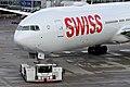 Swiss International Air Lines Boeing 777-3DE-ER HB-JNB (25954378544).jpg