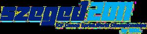 2011 ICF Canoe Sprint World Championships - Image: Szeged ICF 2011 logo