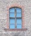 Szent István University, Arch window, 2017 Angyalföld.jpg