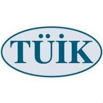 Turkish Statistical Institute - Logo of TÜİK