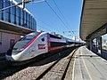 TGV Lyria en gare d'Annecy (juin 2019).JPG