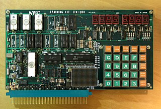 TK-80 Single-board computer