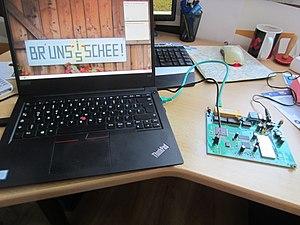 TL-WR1043-ND V1 UART-Connected.JPG
