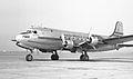TWA DC-4 Oakland taxi (4946987983).jpg