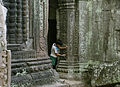 Ta Prohm - Boy in the Ruins (4203847766).jpg