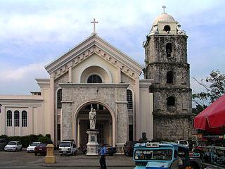 Tagbilaran Cathedral Church in Bohol, Philippines