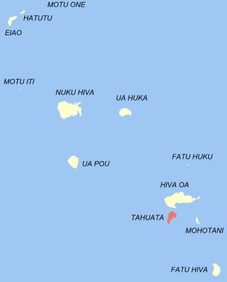 Tahuata - Image: Tahuata