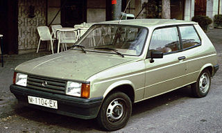Talbot Samba car model