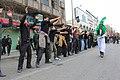 Tasu'a Mourning-Shia muslim in qom عزاداری روز تاسوعا در قم 15.jpg