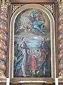 Tautenhofen Silvesterkapelle Hochaltar Heiliger Wandel.jpg
