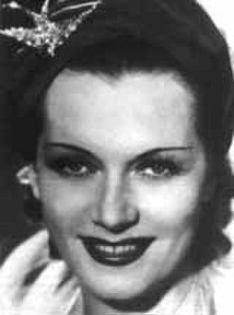 Olga Chekhova - Image: Tchechowa
