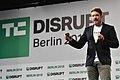 TechCrunch Disrupt Berlin 2018 (32244745628).jpg