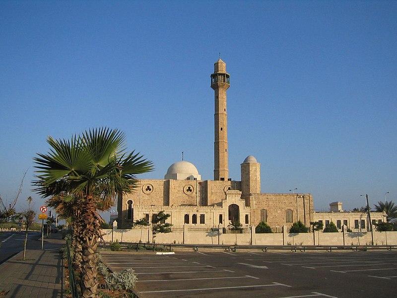 File:Tel Aviv Mosque.jpg