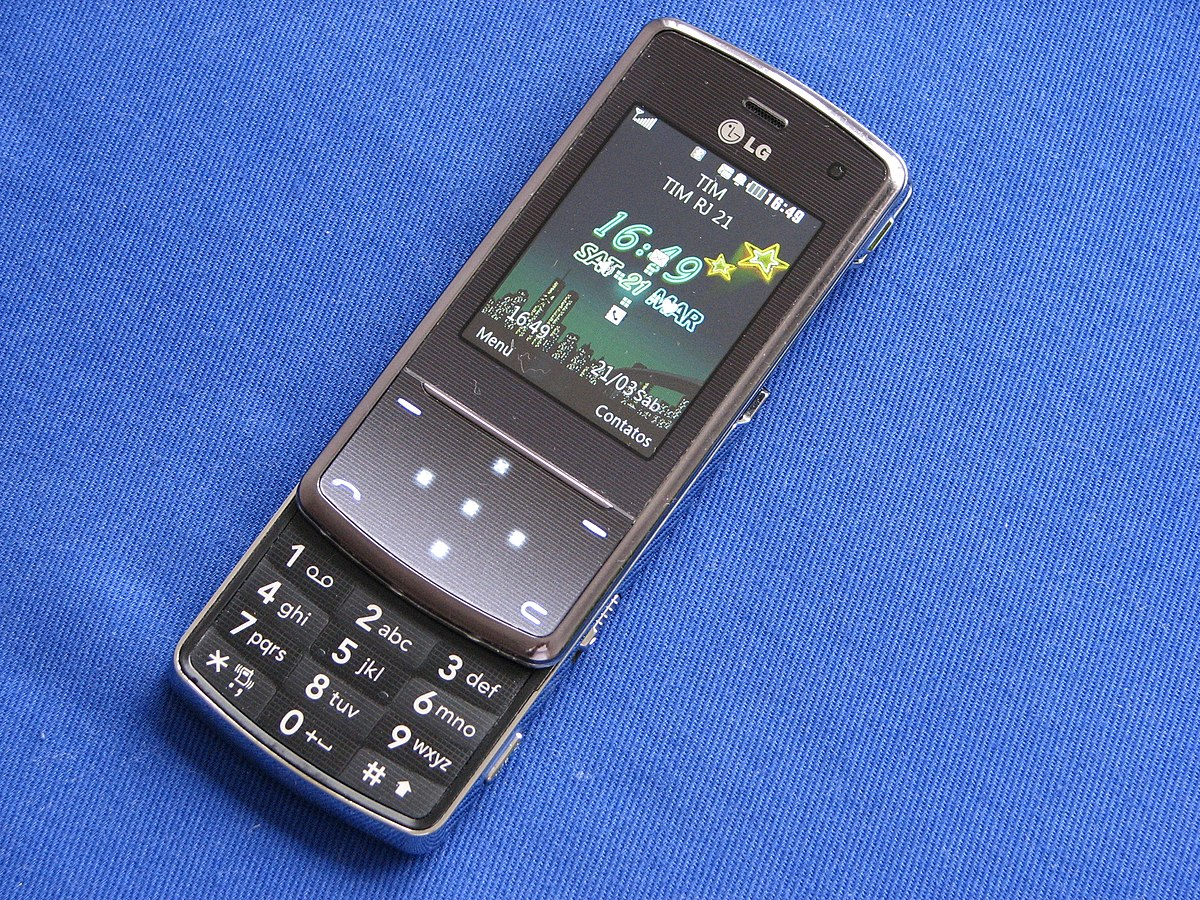 At T Phone Support >> LG KF510 - Wikipedia
