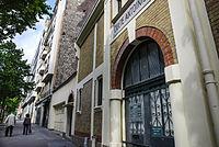 Temple Antoiniste, 49 Rue du Pré Saint-Gervais, Paris 2015.jpg