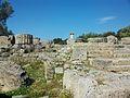 Temple de Zeus (470 - 457 aC), Olímpia.JPG