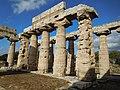Temple of Hera (Paestum) 06.jpg