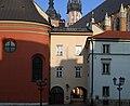 Tenement, 6 Mariacki square, Old Town, Krakow, Poland.jpg