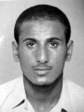 Islamabad Marriott Hotel bombing - Usama al-Kini, one of the suspects who were involved in the hotel attacks.