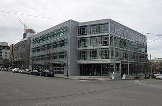 The Terry Thomas Building - Image: Terry Thomas Building 01