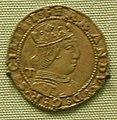 Testone d'argento di ferdinando I di napoli, 1458-94.JPG