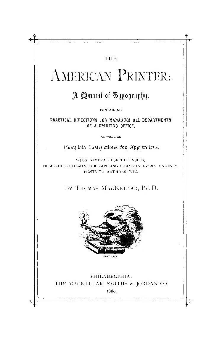 File:The American printer- a manual of typography, containing ...