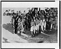 The Antelope dance-Hopi Indian dancers - Photo and c1920 Bostell. LCCN91705062.jpg