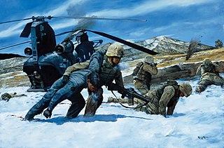 Battle of Takur Ghar Battle of the War in Afghanistan