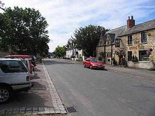 Prestbury, Gloucestershire Human settlement in England