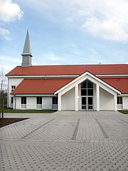 The Church of Jesus Christ of Latter-day Saints Heidelberg-Wieblingen (Germany)