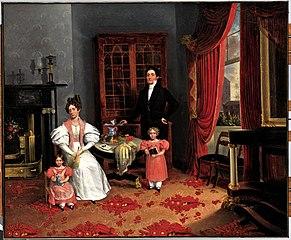 The Family of John Q. Aymar