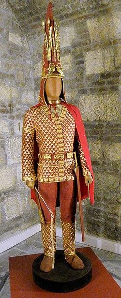 The Golden Warrior from the Issyk kurgan.jpg